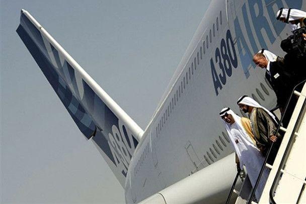 Міжнародний авіасалон у Дубаї