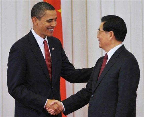 Обама у Китаї