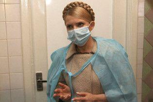 Тимошенко: на Таміфлю нажився Азаров