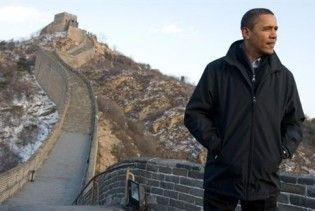 Обама зустрівся у Китаї зі зведеним братом