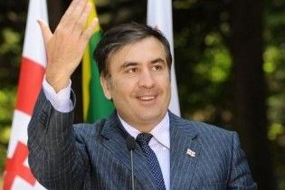 Саакашвілі приїхав до Києва особисто привітати Януковича