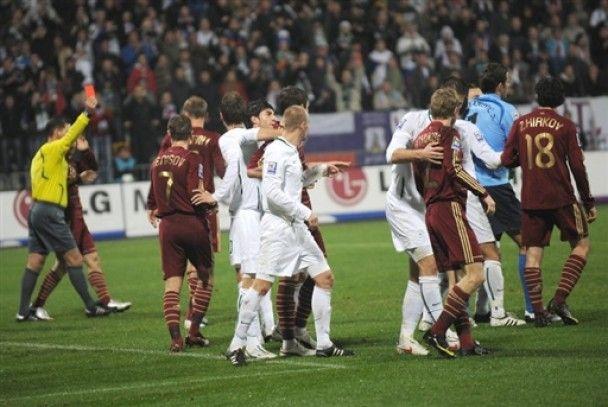 Росія зазнала футбольної катастрофи
