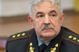 Начальник Генштабу подав у відставку через незгоду з Януковичем