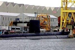 У шотландський порт прибув найбільший атомний підводний човен британських ВМС