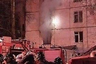 У Москві від вибуху газу в будинку загинули троє людей