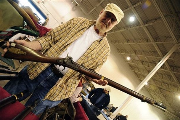 Виставка зброї Nations Gunshow у США