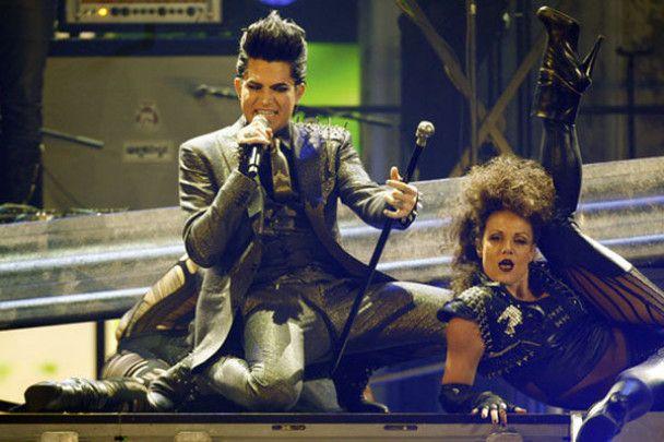 Церемонія American Music Awards 2009