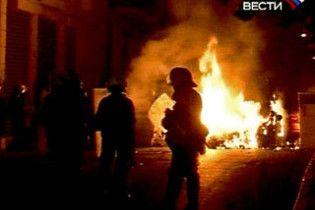 У центрі Афін біля офісу правлячої партії стався вибух