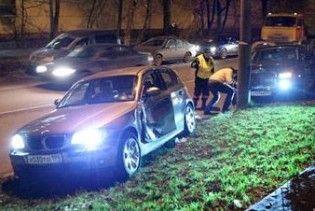 У Москві Rolls-Royce Phantom за 500 тис доларів зіткнувся з BMW