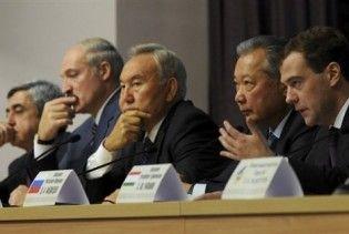 Росія, Білорусь і Казахстан створили Єдиний економічний простір