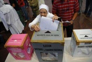 У Гондурасі проходять непередбачувані президентські вибори