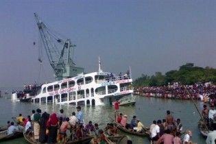 На північному сході Китаю затонув пасажирський пором