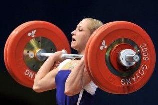 Українські важкоатлети завоювали на чемпіонаті світу 9 медалей