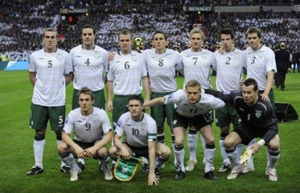 Збірна Ірландії з футболу