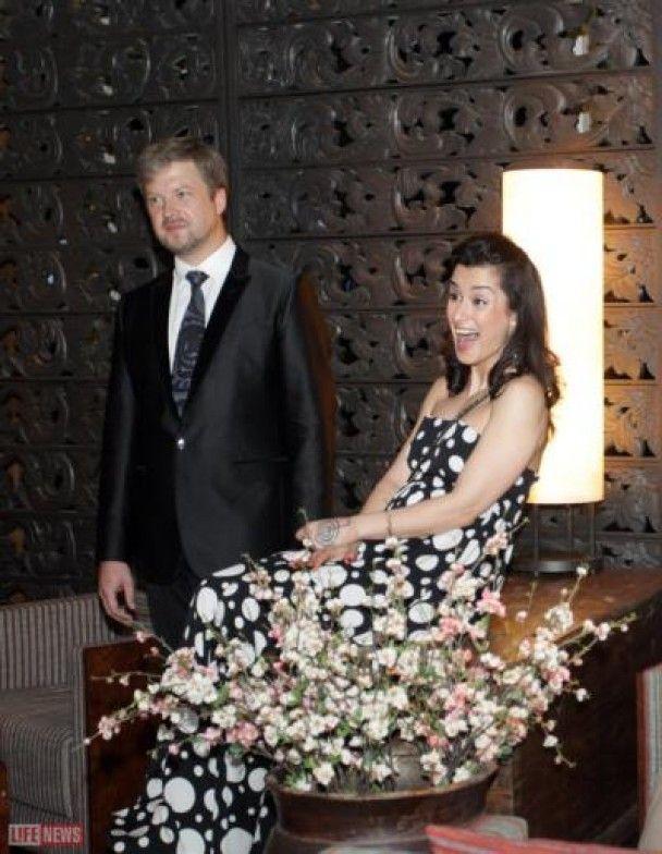 Собчак та Канделакі разом відзначили дні народження
