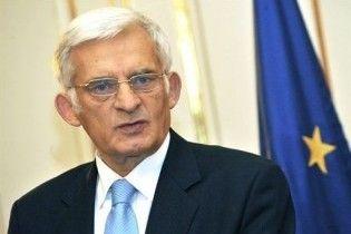 Глава Європарламенту пожертвував 20 гривень на exit-polls в Україні