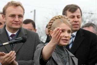 Тимошенко: до влади хоче повернутися стара банда