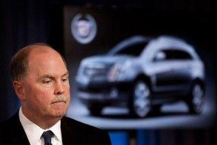Рада директорів General Motors звільнила главу компанії