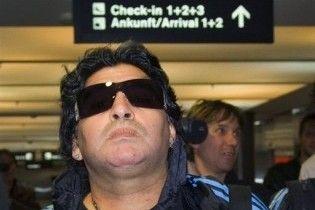 Марадоні заборонено бути присутнім на жеребкуванні ЧС-2010