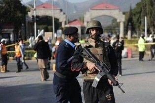 17-річний терорист-смертник підірвав себе біля штаб-квартири ВМС Пакистану