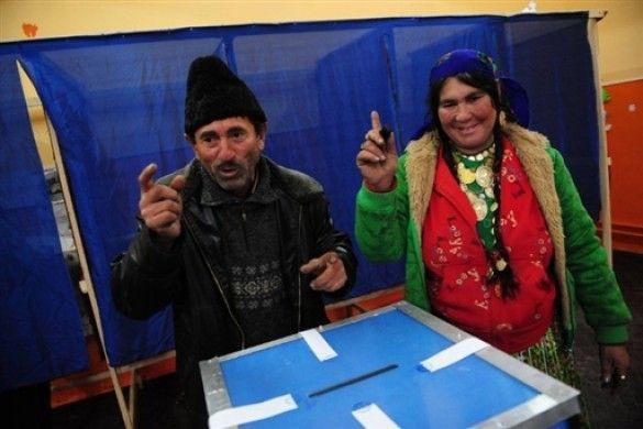 Вибори в Румунії