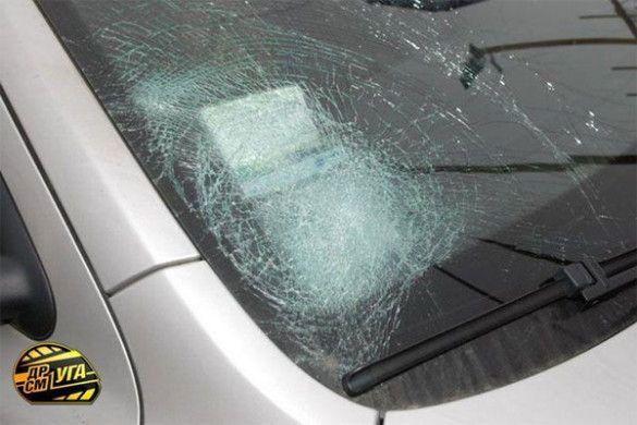 """Автомобіль """"Шкода"""" збив чотирьох школярів"""