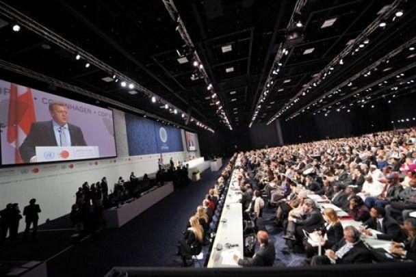 Кліматичний саміт спричинив викиди в атмосферу 40 тисяч тонн вуглецю