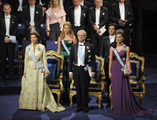 У Швеції вручили Нобелівські премії