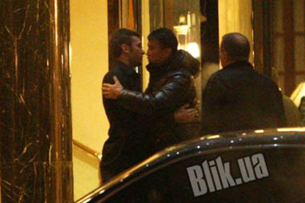 """Після поразки від """"Барселони"""" Шевченко розважався до ранку"""