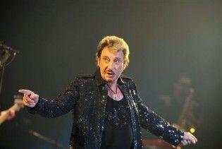 Рок-музикант Джонні Холлідей вийшов зі штучної коми