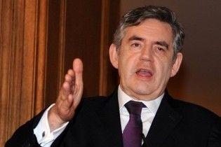 Гордон Браун дасть свідчення по вторгненню британських військ в Ірак