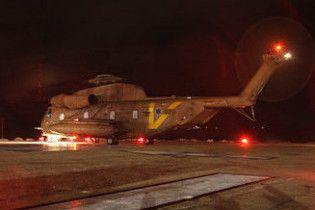 Ізраїльські рятувальники витягли з моря п'ятьох українських моряків
