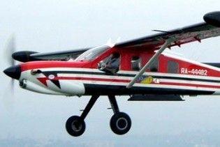 У Росії розбився літак з парашутистами