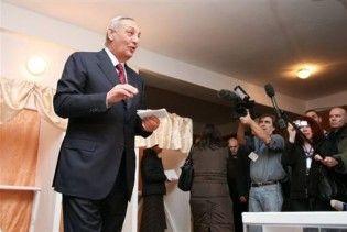 Сергій Багапш переміг на виборах президента Абхазії