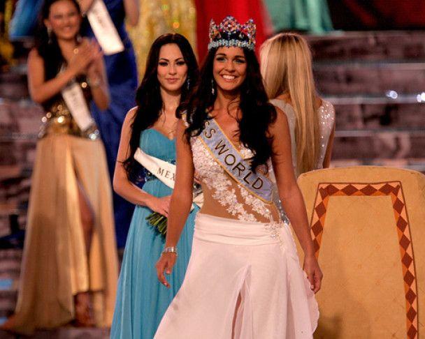 """""""Міс світу 2009"""" стала дівчина з Гібралтара"""