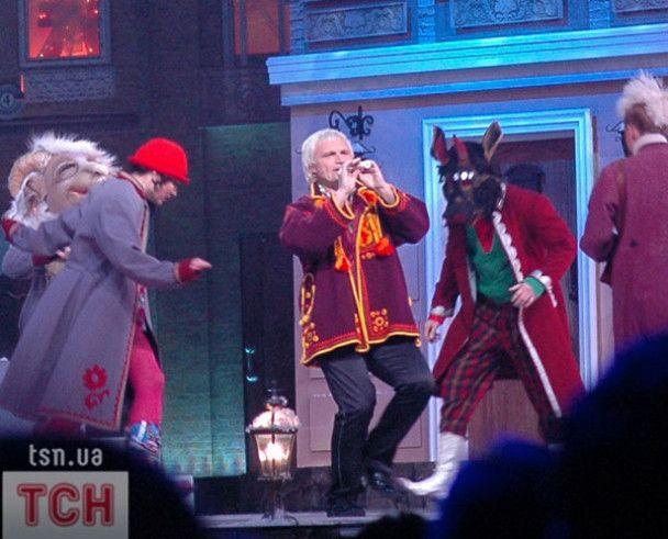 Різдвяні зустрічі з Пугачовою і Тимошенко