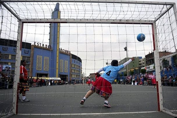 Чемпіонат з футболу серед жінок Перу