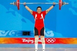 Чилійська штангістка народила під час тренування