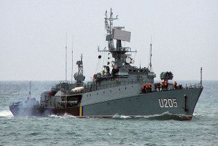 Україна вирішила будувати альтернативу Чорноморському флоту Росії