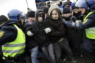 Кліматичний саміт у Копенгагені: демонстранти спробували взяти штурмом залу засідань