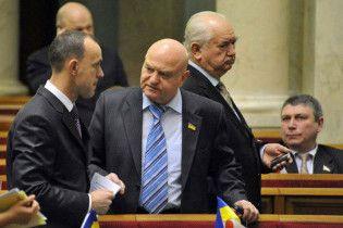 Депутати відмовилися змінювати закон про вибори президента