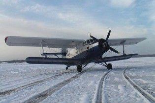 У Росії літак вкрився кригою на льоту