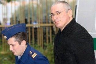 Ходорковський  достроково припинить голодування завдяки Мєдвєдєву