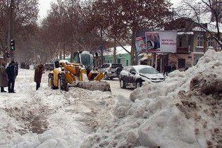 Негода знеструмила 158 населених пунктів на півдні та сході України
