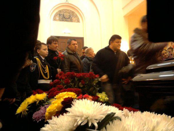 У Москві попрощались із Турчинським