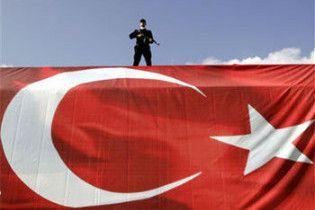 У Туреччині за спробу перевороту заарештовані чотири генерали