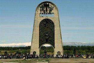 У Москві відтворять меморіал Кутаїсі попри волю автора