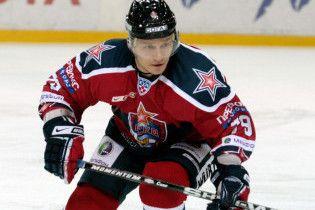 Російського хокеїста дискваліфікували за відмову від зменшення зарплати