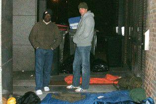 Принц Уїльям прикинувся бомжем і заночував на вулиці