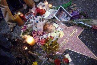 З голлівудської Алеї слави зникла зірка Джона Леннона
